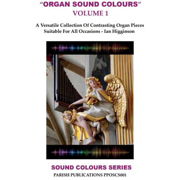 Higginson, Ian - Organ Sound Colours, Vol. 1