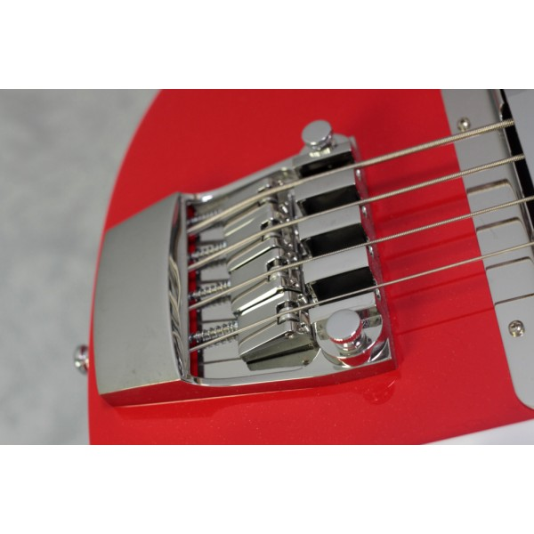 Rickenbacker 4003S Pillar Box Red electric bass