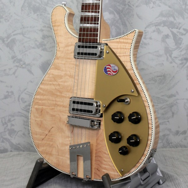 Rickenbacker 660 Mapleglo Electric Guitar