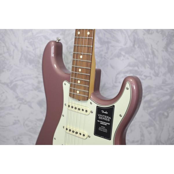 Fender Vintera 60s Modified Stratocaster Burgundy Mist