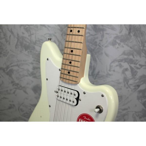 Squier Mini Jazzmaster HH Olympic White