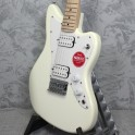 Squier Mini Jazzmaster HH Olympic White