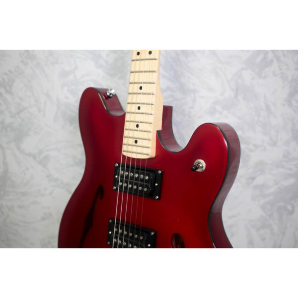 Squier Affinity Starcaster - Candy Apple Red