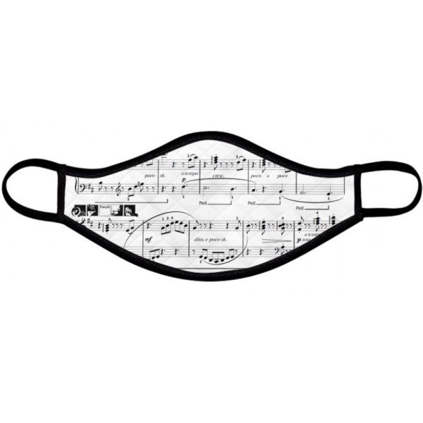Face Mask Large - various musical designs