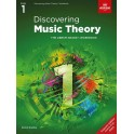 ABRSM Discovering Music Theory Workbook - Grade 1 (One)