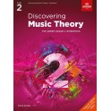 ABRSM Discovering Music Theory Workbook - Grade 2 (Two)