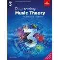 ABRSM Discovering Music Theory Workbook - Grade 3 (Three)