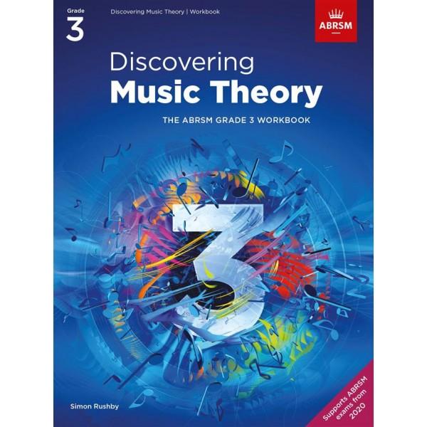 ABRSM Discovering Music Theory Workbook - Grade 3 (Three)