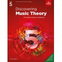 ABRSM Discovering Music Theory Workbook - Grade 5 (Five)