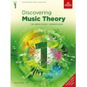 ABRSM Discovering Music Theory Answer Book- Grade 1 (One)