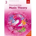 ABRSM Discovering Music Theory Answer Book- Grade 2 (Two)