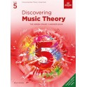 ABRSM Discovering Music Theory Answer Book- Grade 5 (Five)