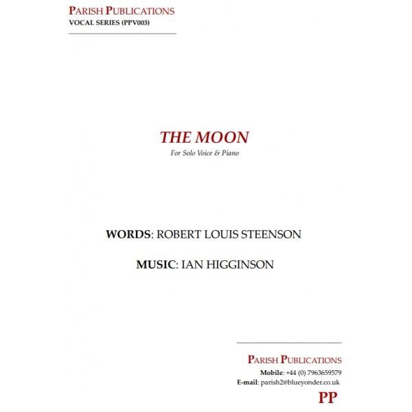 Higginson, Ian - The Moon (Solo/Unison & Keyboard)