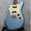 Squier Paranormal Series Super Sonic Ice Blue Metallic