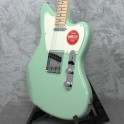 Squier Paranormal Series Offset Tele Surf Green
