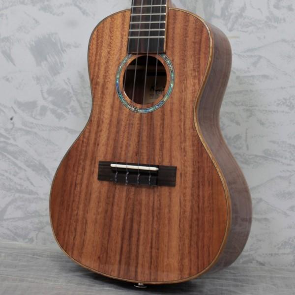 Kai KCI700 solid acacia concert ukulele