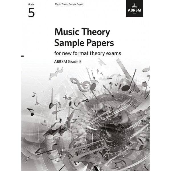 ABRSM Music Theory Sample Papers, Grade 4 (Four)