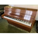 On Rental: Rogers upright piano in mahogany (pre-owned)