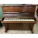 Sold - C&J Eungblut upright piano in mahogany polish (pre-owned)