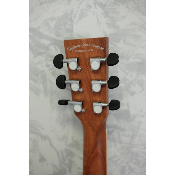 Tanglewood Discovery Folk Ebony Left Handed