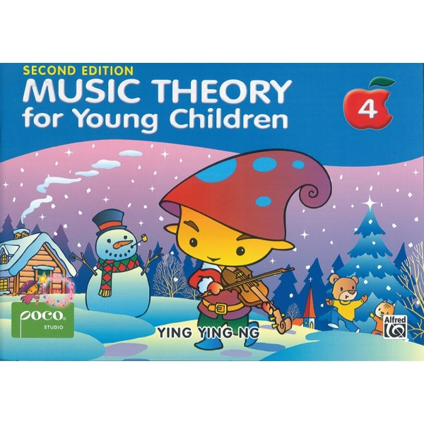 Ng, Ying Ying - Music Theory for Young Children 4