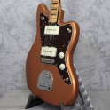 Fender Troy Van Leeuwen Jazzmaster Copper Age with Maple Neck