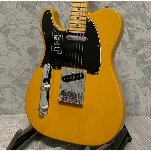 Fender Player Series Telecaster Butterscotch Blonde Left Handed