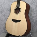 Faith Saturn Natural Dreadnought Acoustic Guitar