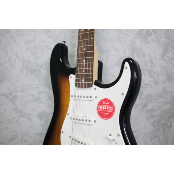 Squier Bullet Stratocaster - Brown Sunburst