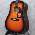 Fender CD60 Sunburst Acoustic Guitar