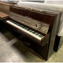 Astor P8 Upright Piano in Mahogany Polyester