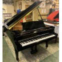 Pre-owned Steinway Boston 156 Grand Piano in Black Polyester