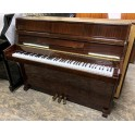 SOLD: Opus 108 Upright Piano Mahogany Polyester pre-owned