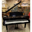 SOLD: Pre-owned Yamaha C1 grand piano in black polyester