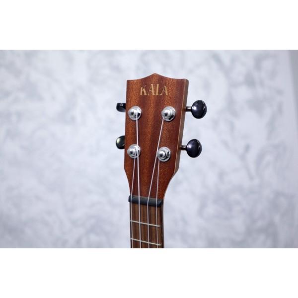 Kala Solid Mahogany Concert Cutaway Ukulele w/ EQ