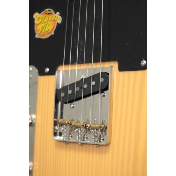 Squier Classic Vibe 50s Telecaster Butterscotch Left Handed