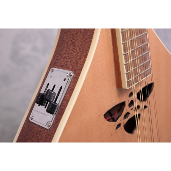Ozark 2241E Celtic Octave Mandolin Electro
