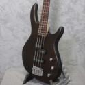 Cort Action PJ Bass Guitar Open Pore Walnut