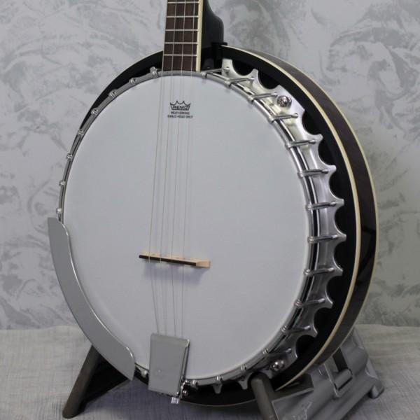 Ozark 2104TS Short Scale Tenor Banjo