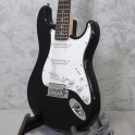 Aria STG Mini 3/4 Size Electric Guitar Black