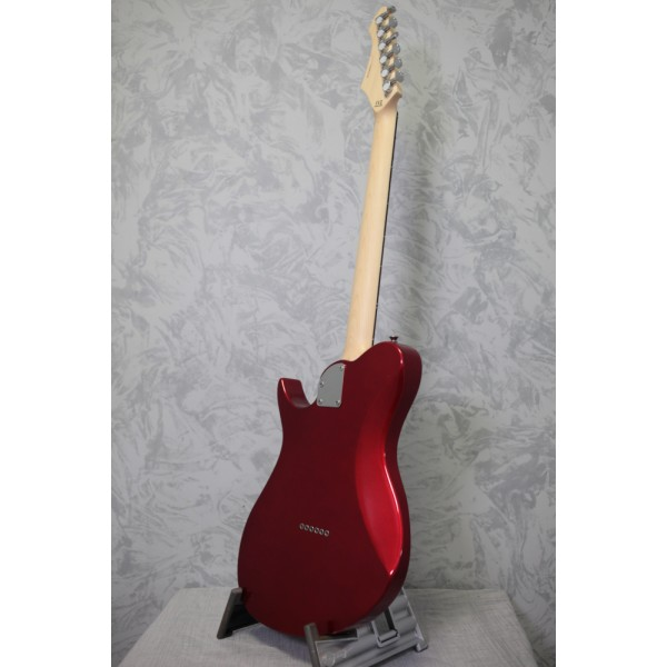 Aria Jet II Electric Guitar Candy Apple Red