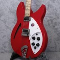 Rickenbacker 330 Pillar Box Red Electric Guitar
