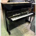SOLD: Steinway Model V in black polyester (Pre-owned)
