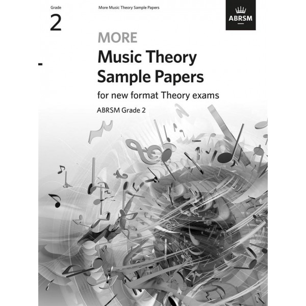 ABRSM MORE Music Theory Sample Papers, Grade 2 (Two)