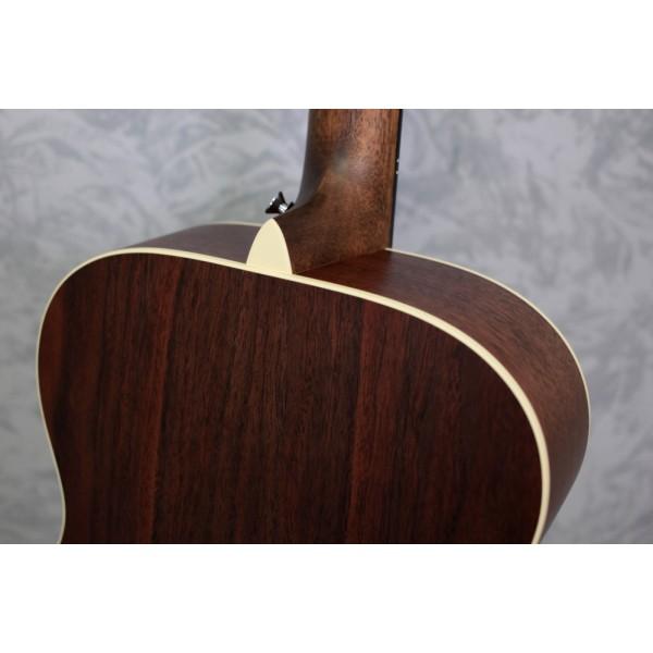 Martin 000-e Black Walnut Ambertone Grenadillo Acoustic Guitar