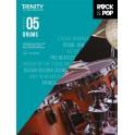 Trinity Rock & Pop 2018 Drums, Grade 5 (Five)