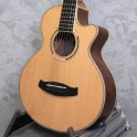 Tanglewood Discovery Traveller Black Walnut