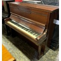 Burling & Mansfield upright piano in mahogany polish (pre-owned)