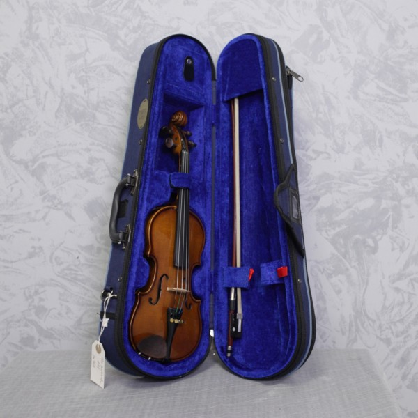 Second hand Stentor Student 1 1/10 size violin outfit (248px)