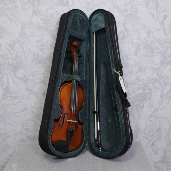 Second hand Primavera 200 1/2 size violin outfit (234px)